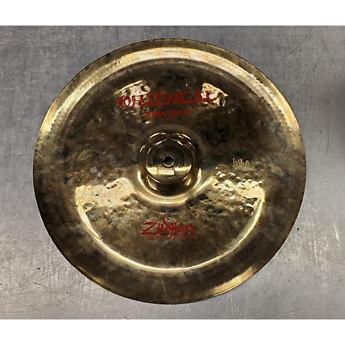 used zildjian 14in oriental china trash cymbal 33 guitar center. Black Bedroom Furniture Sets. Home Design Ideas
