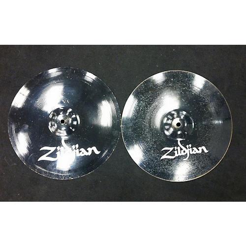 Zildjian 14in PITCH BLACK HI-HATS Cymbal