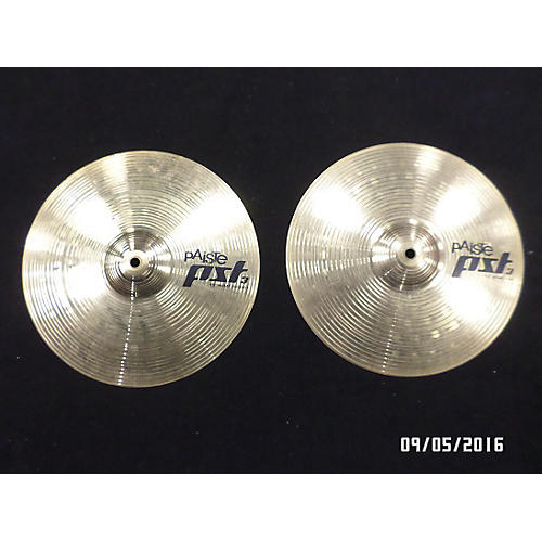 Paiste 14in PST3 Hi Hat Pair Cymbal