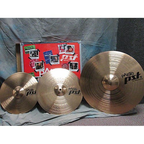 Paiste 14in PST5 Box Set Cymbal