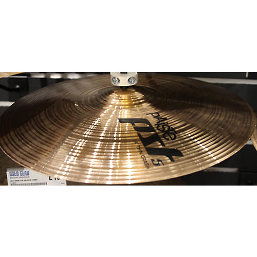 Paiste 14in PST5 THIN CRASH Cymbal