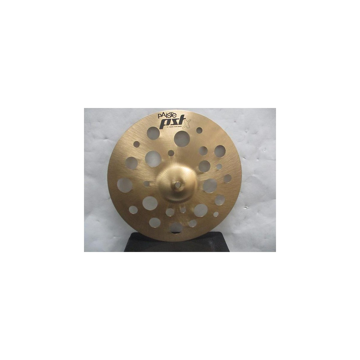 Paiste 14in PSTX SWISS THIN CRASH Cymbal