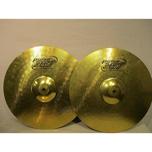 Paiste 14in PULSE 357 Cymbal