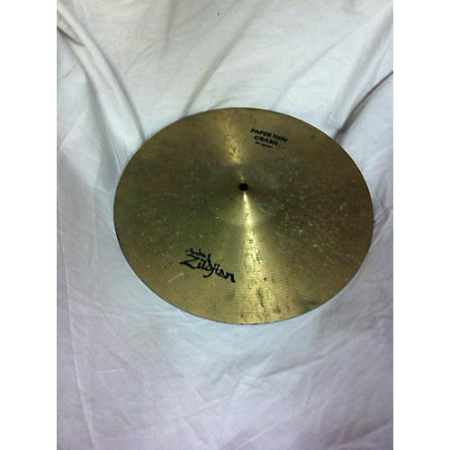 Zildjian 14in Paperthin Crash Cymbal
