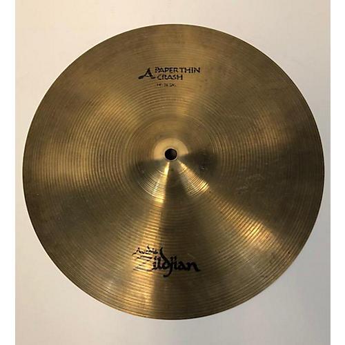 Zildjian 14in Paperthin Crash Cymbal