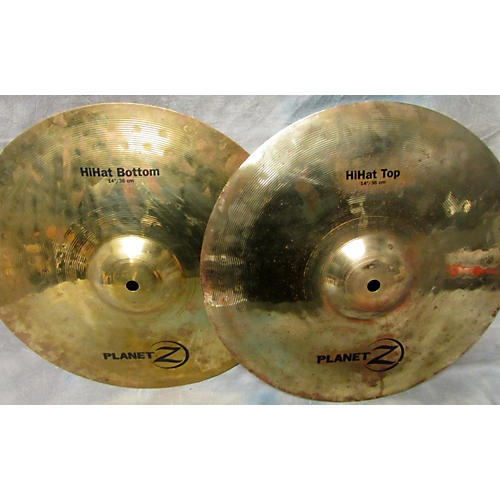 Zildjian 14in Planet Z Cymbal