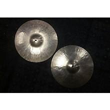 UFIP 14in Primo Series Hi Hat Pair Cymbal