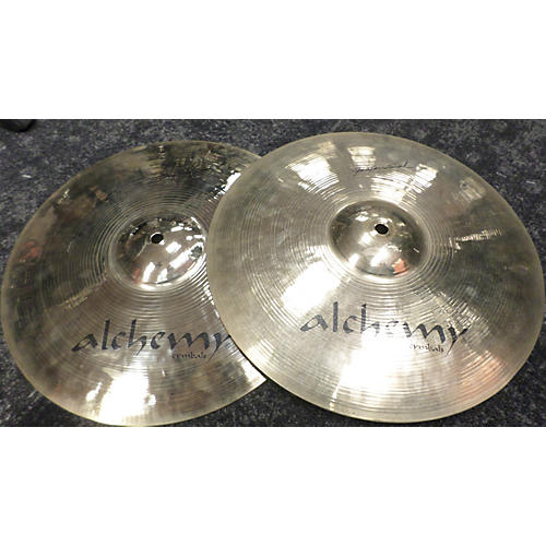 In Store Used 14in Professional Hi Hat Pair Cymbal