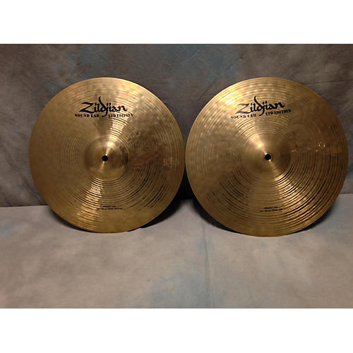 Zildjian 14in Project 391 Limited Edition Cymbal