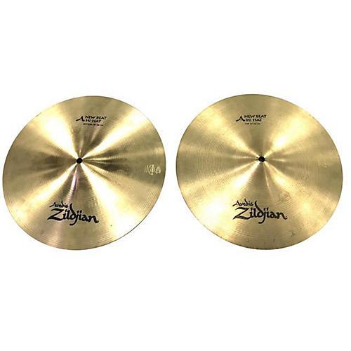 Zildjian 14in Quick Beat Hi Hat Pair Cymbal