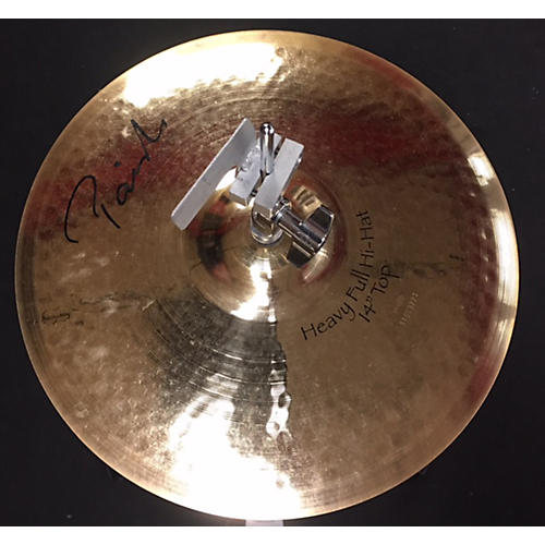Paiste 14in Reflector Heavy Full Series Hihat Cymbal
