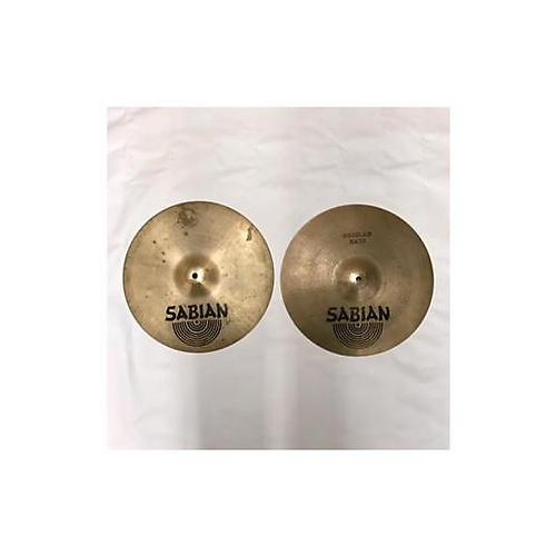 Sabian 14in Regular Hats Cymbal