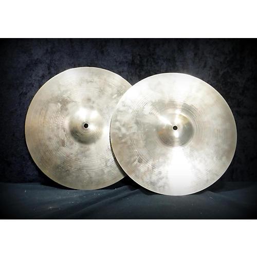 Zildjian 14in Rock Hi Hat Pair Cymbal