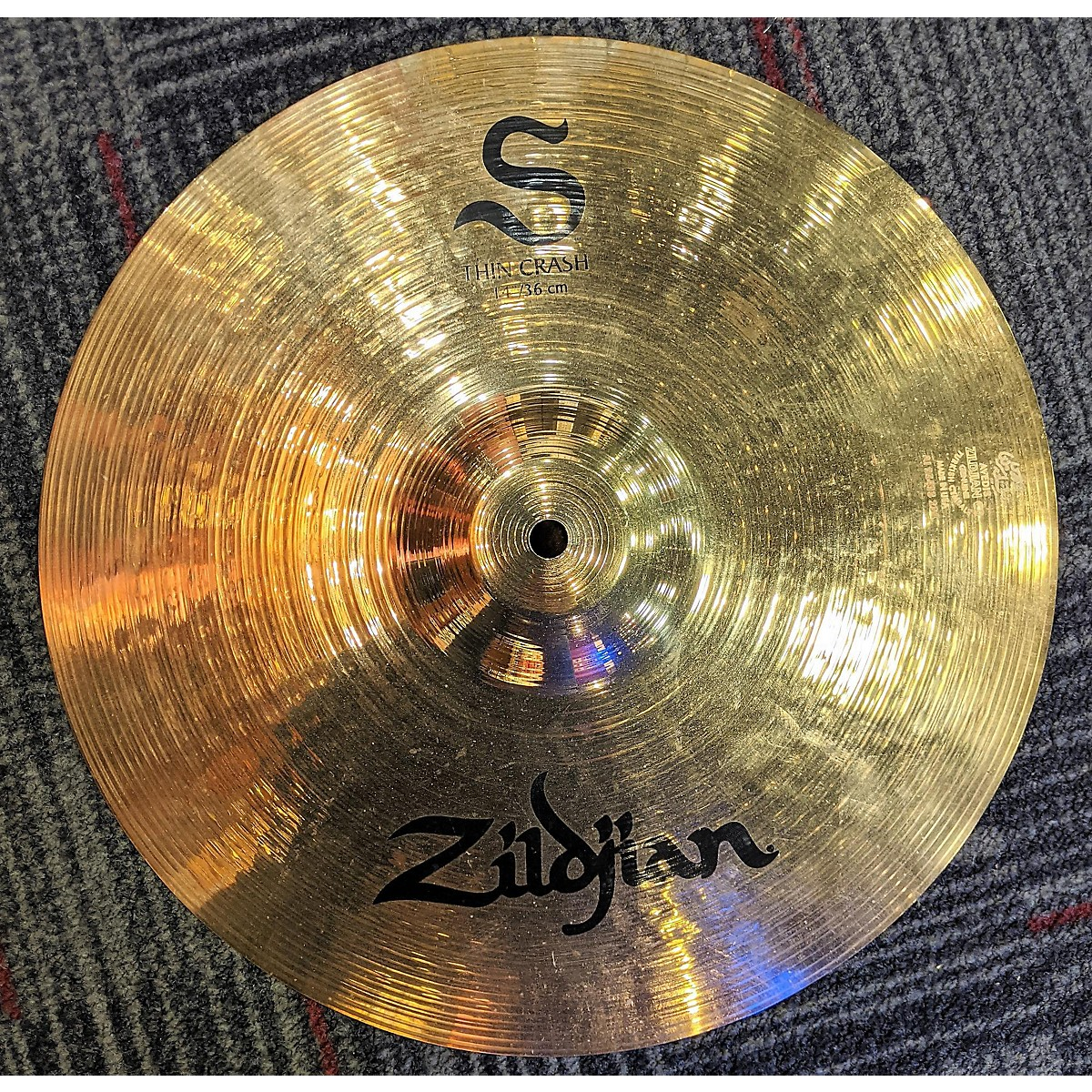 Zildjian 14in S Family Thin Crash Cymbal