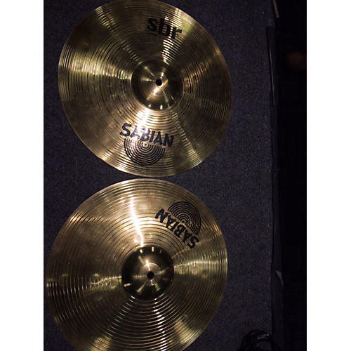 Sabian 14in SBR Hi Hat Pair Cymbal