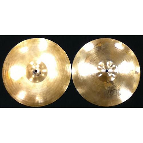 Zildjian 14in SCIMITAR BRONZE 14 IN' HI-HATS Cymbal