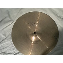 Paiste 14in SIGNATURE SERIES POWER HAT TOP Cymbal