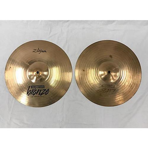 Zildjian 14in Scimitar Bronze Cymbal