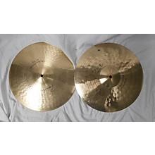 Paiste 14in Signature Medium Hi Hat Pair Cymbal