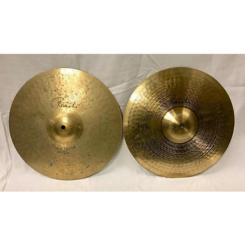 Paiste 14in Signature Power Hi-Hat Cymbal