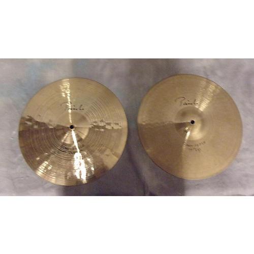 Paiste 14in Signature Power Hi Hat Pair Cymbal