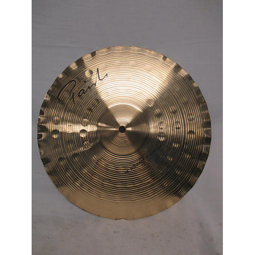 Paiste 14in Signature Precision Sound Edge Hi Hat Bottom Cymbal