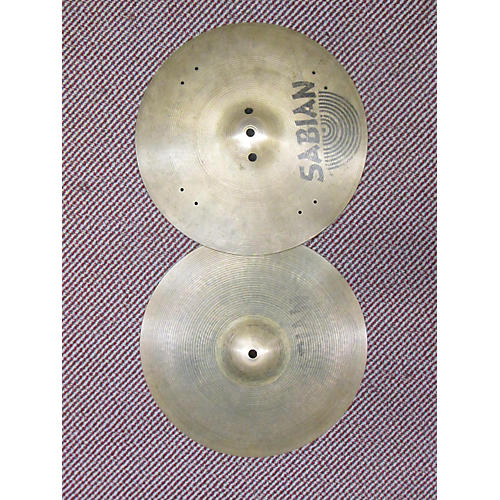 Sabian 14in Sizzle Hats Cymbal