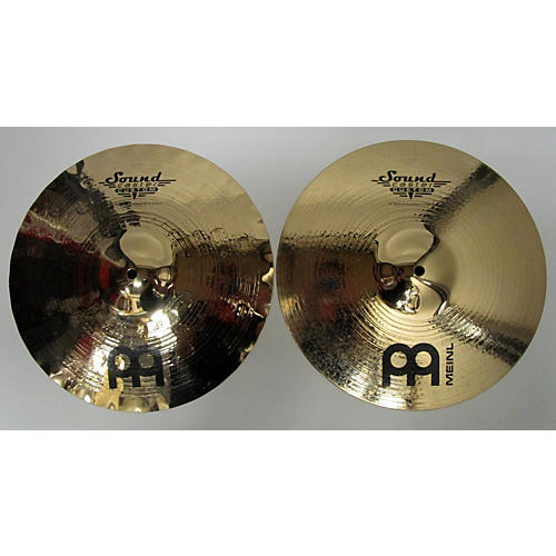 Meinl 14in Sound Caster Custom Hi Hat Pair Cymbal