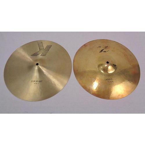 Zildjian 14in Special K Z Hi Hat Pair Cymbal
