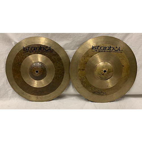 Istanbul Agop 14in Sultan Pair Cymbal