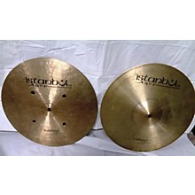 Istanbul Agop 14in Traditional Funk Hihat Pair Cymbal