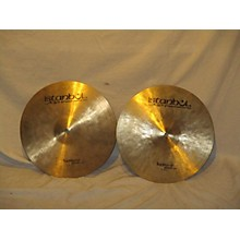 Istanbul Agop 14in Traditional Medium Hi Hat Pair Cymbal