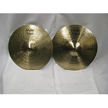 Paiste 14in Twenty Series Hi Hat Pair Cymbal