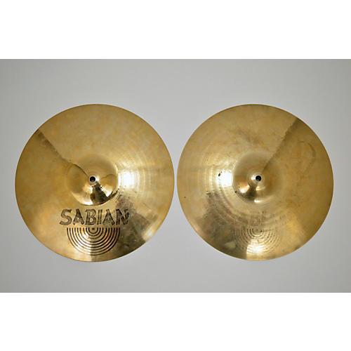 Sabian 14in Vault Hi Hat Brilliant Cymbal