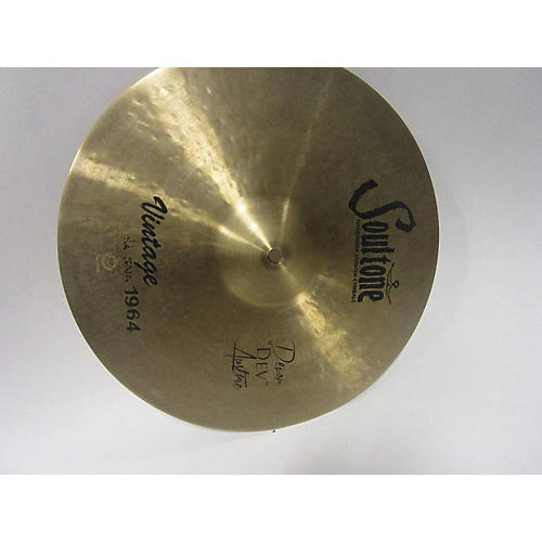 Soultone 14in Vintage Old School 1964 Cymbal