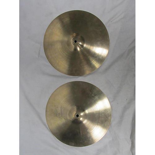 used sabian 14in xs20 medium hi hat pair cymbal 33 guitar center. Black Bedroom Furniture Sets. Home Design Ideas