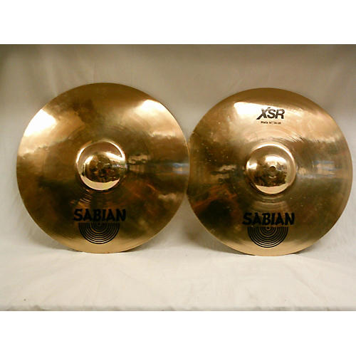 Sabian 14in XSR Hi Hat Pair Cymbal