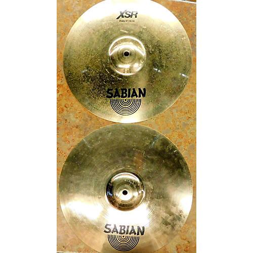 Sabian 14in XSR Hi Hat Pair