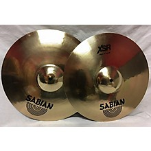 Sabian 14in Xsr Hats Pair Cymbal