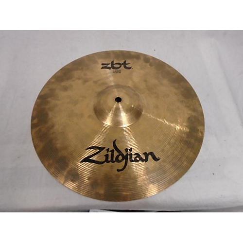 used zildjian 14in zbt crash cymbal 33 guitar center. Black Bedroom Furniture Sets. Home Design Ideas