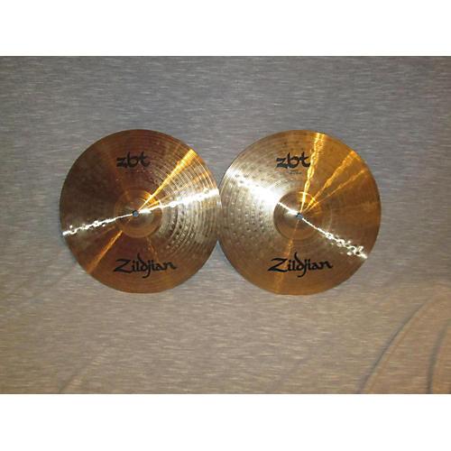 Zildjian 14in ZBT Hi Hat Pair Cymbal