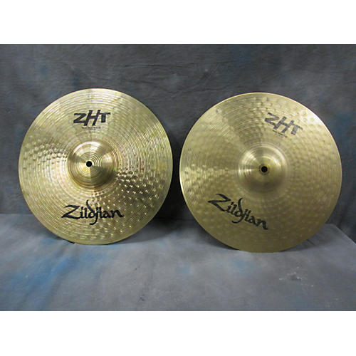 Zildjian 14in ZHT Rock Hi Hat Pair Cymbal