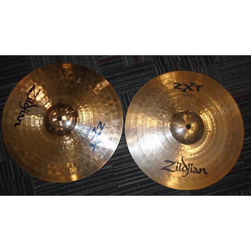 Zildjian 14in ZXT Solid Hi Hat Pair Cymbal