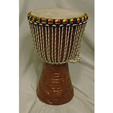 Overseas Connection 14x25 Senegal Dejembe Djembe