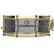 14x5 in. 110th Anniversary Black Beauty Snare Drum