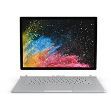 "Microsoft 15"" 256GB Surface Book 2 Multi-Touch 2-in-1 Notebook, Silver"