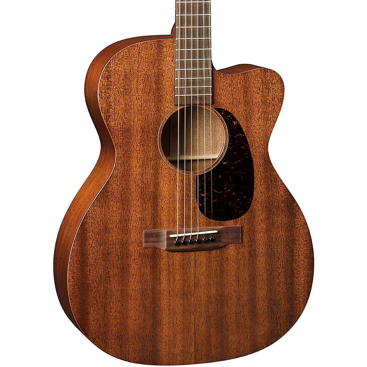 Martin 15 Series OMC-15ME Orchestra Model Acoustic-Electric Guitar
