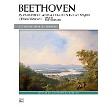 """Alfred 15 Variations and a Fugue in E-flat Major (""""Eroica Variations""""), Op. 35 - Advanced Book"""