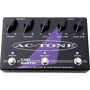 Carl Martin Ac-Tone Dual Overdrive Pedal
