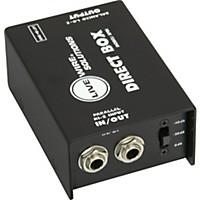 Live Wire Spdi Passive Direct Box With Attenuation Pad